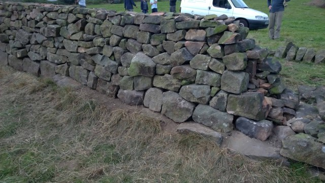 Dry Stone Walling - 11