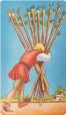 Ten of Wands Tarot Card Meanings
