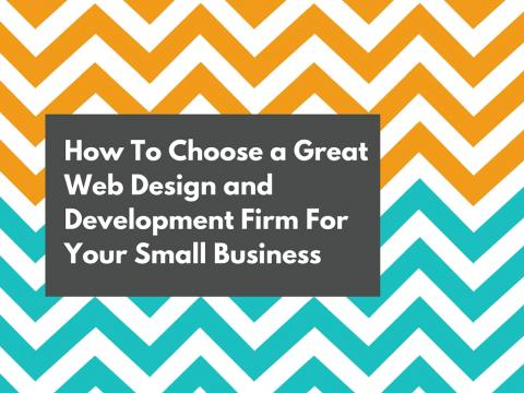 Company For Your Small Business How To Find Custom Web Design Agency