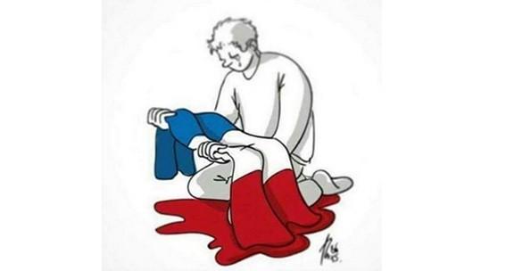 dessin-hommage-paris-13-novembre