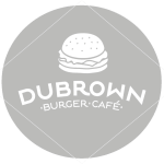dubrown burger cafe