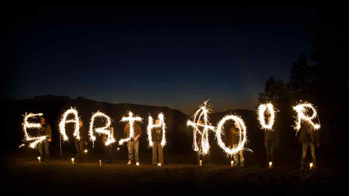 earth hour nantes