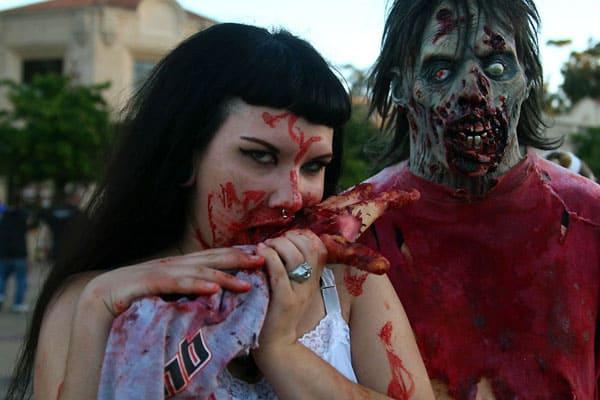 film zombie nantes tournage