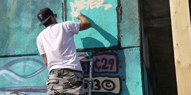 graffittis Nantes