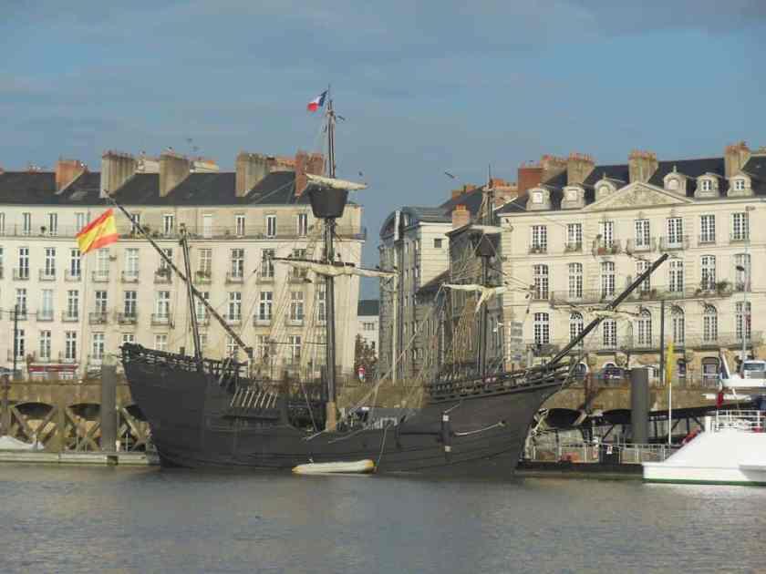 Nao Victoria à Nantes