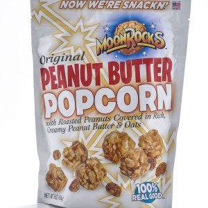 16 oz. MoonRocks Original Peanut Butter Popcorn