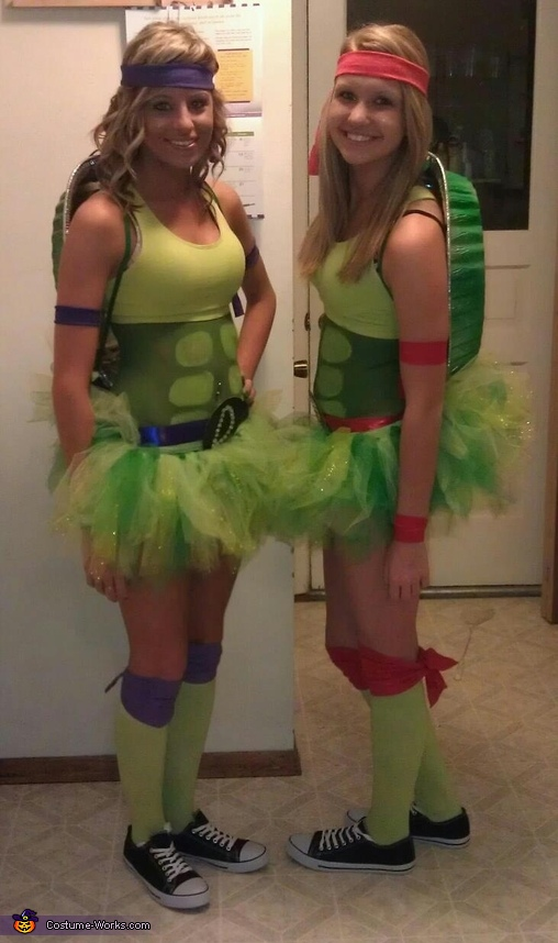 Teenage mutant ninja turtles costume for teen girls - photo#17