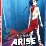 Win Ghost in the Shell Arise: Borders 3 & 4 On Blu-ray!