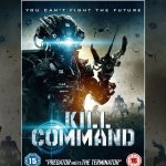 Win The Action-Packed British Sci-fi Kill Command On DVD!