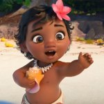 Moana International Trailer – Take a look at Disney's Polynesian princess as a baby