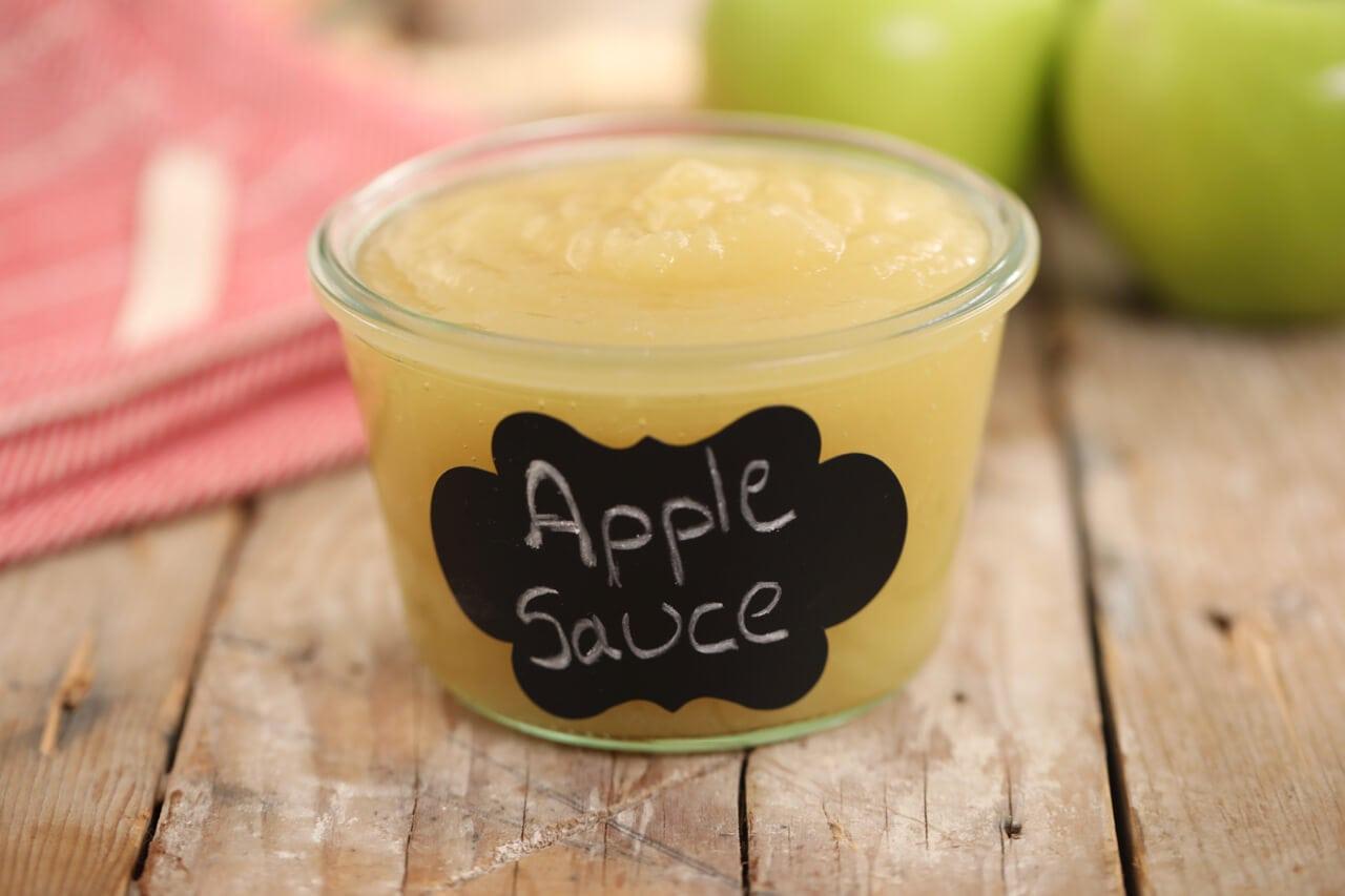 Luxurious Homemade Applesauce Recipe Bigger Ber Baking Cooking Apples Applesauce Applesauce Ontario Apples nice food Best Apples For Applesauce
