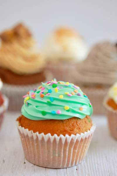 Crazy Cupcakes: One Easy Recipe with Endless Flavor Variations! (How-To Video)
