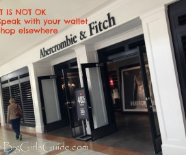 store front abercrombie