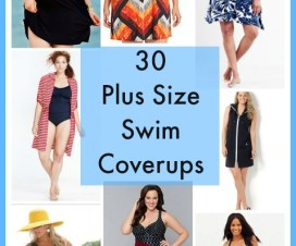 plus size cover ups