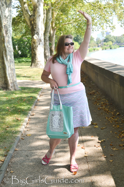 Plus Size Causal Fashion from BigGirlsGuide.com plus size blogger Sherry Aikens
