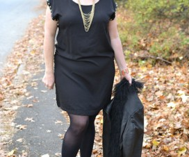 Plus size Womens Fashion Blogger Sherry Aikens OOTD