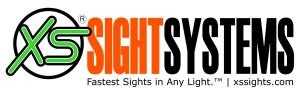 LOGO - XS Sight Systems logo on white background (1)