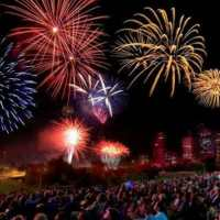 Freedom Over Texas, July 4, 2012, Eleanor Tinsley Park, Houston + Map and Parking Information