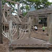 Donovan Park (aka Wood Park) - Visiting Houston's Parks, One Week at a Time