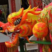 Celebrate the Year of the Goat!  Things to Do in Houston, with Kids, for Lunar New Year!