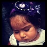 March 26:  Wear Purple for Lyna #gopurpleforlyna