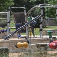 Fall Creek Sports Complex {& Playground} - Visiting Houston's Parks, One Week at a Time