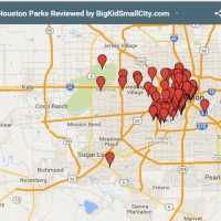 Houston Parks: Citywide Map, Pictures & Parent Reviews