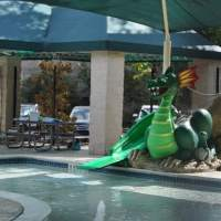 Sawmill Park, Splashpad & Pool in The Woodlands