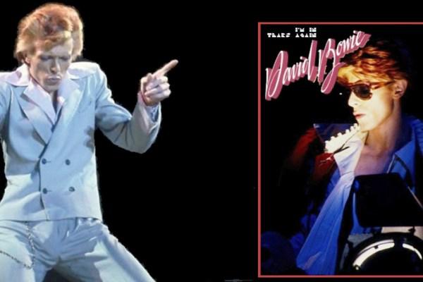 David Bowie 1974 Universal Amphitheatre