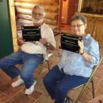 Dave & Nancy Recognition Plaques