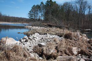2013 Big Pine Lake Dam Repairs 015