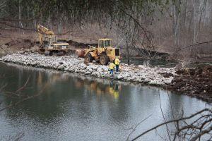 2013 Big Pine Lake Dam Repairs 059