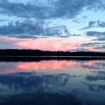 Sunset on Big Pine