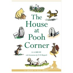 Small Of House At Pooh Corner