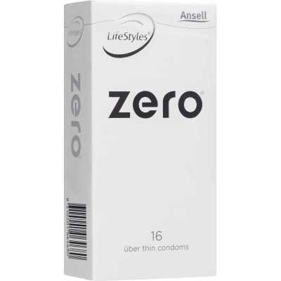 LifeStyles Zero Uber Thin Condoms 16 Pack | BIG W