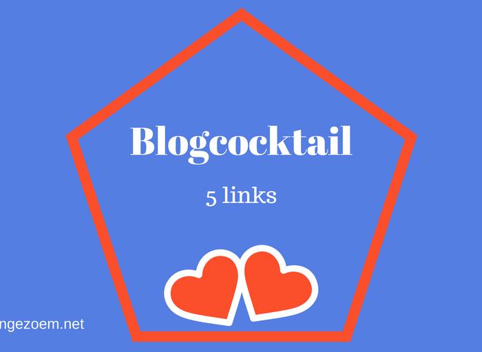 5 links: ontdekkingen van de blogcocktail #6