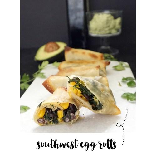 Medium Crop Of Southwest Egg Rolls