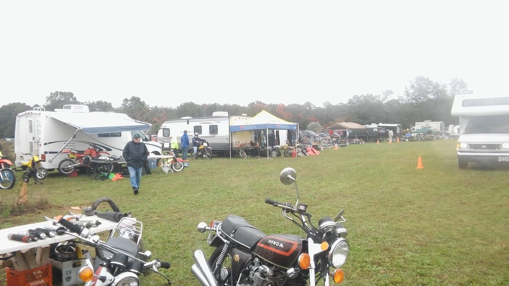 2016 Nesco Vintage Bike Show & Swap Meet