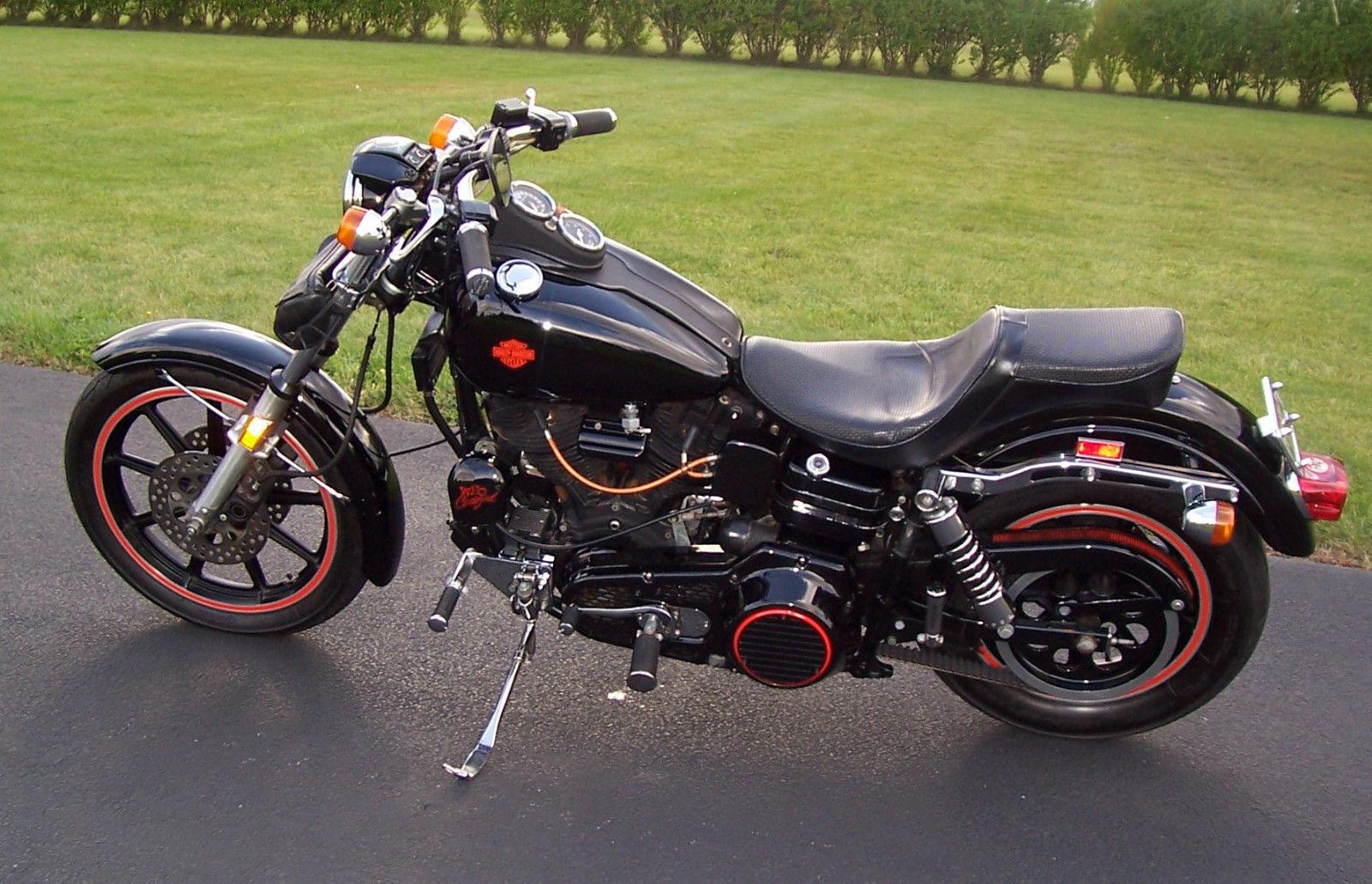 Harley Davidson Motorcycle Belts