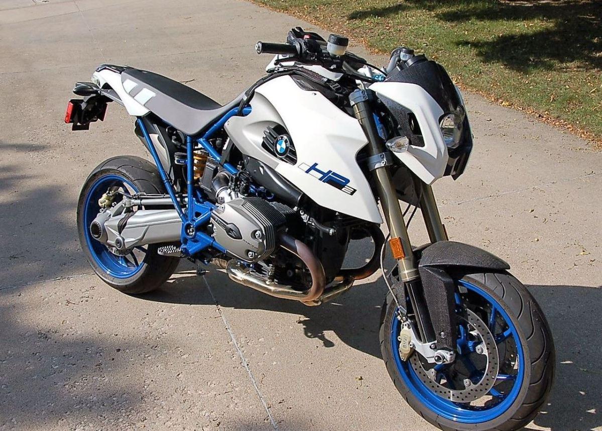 2008 BMW HP2 Megamoto