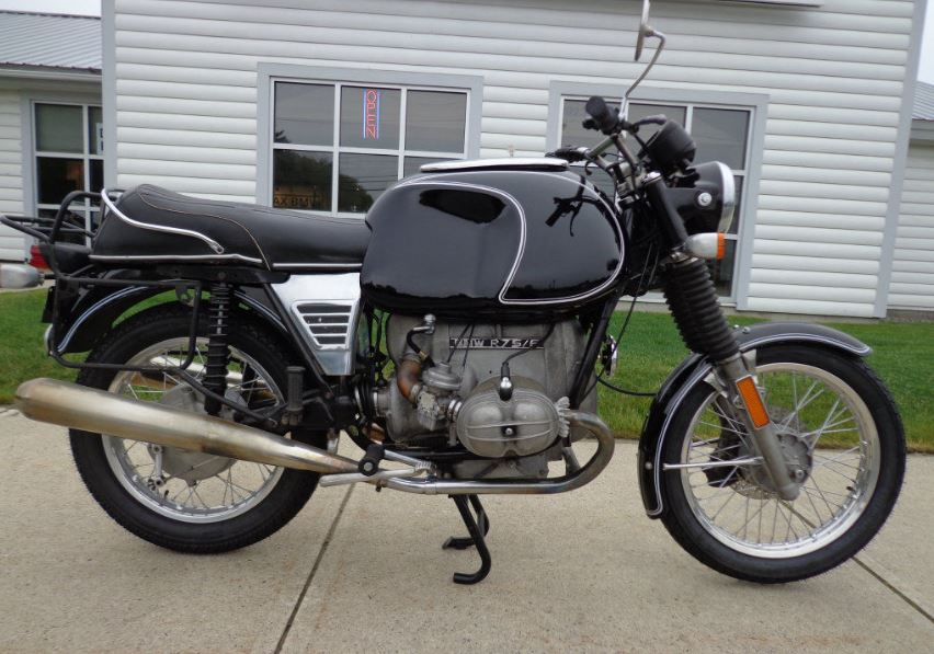 1 Owner with Mods - 1972 BMW R75/5