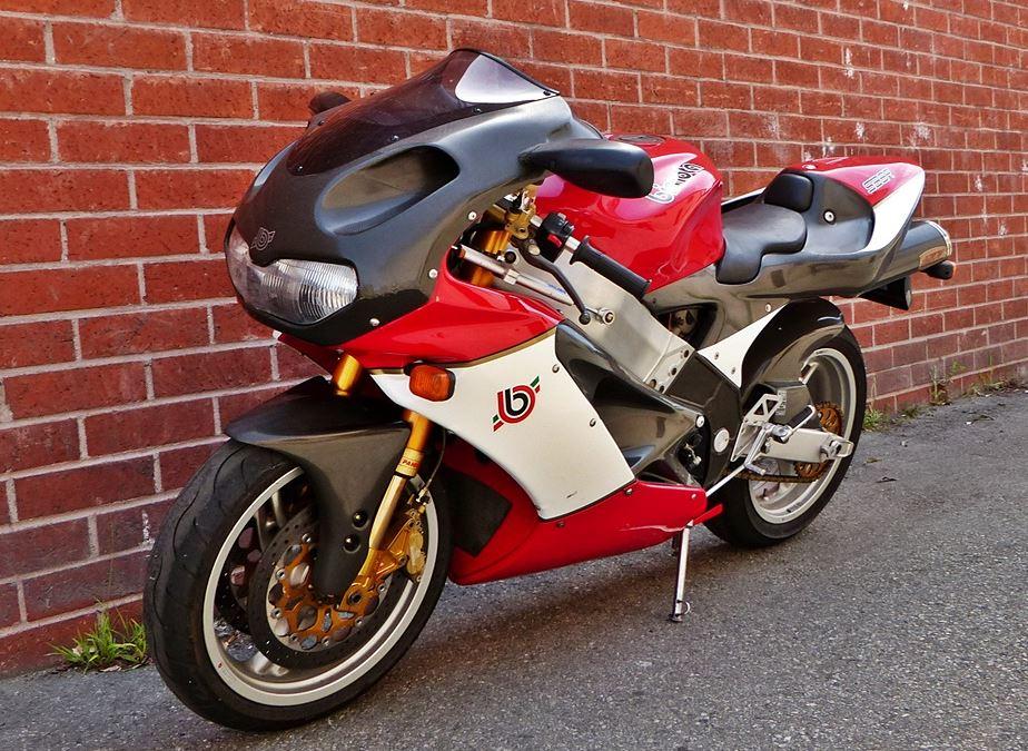 #007 - 2000 Bimota SB8R
