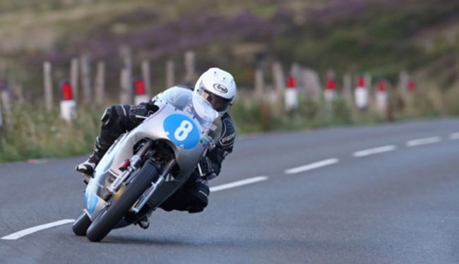 Are You At the Isle of Man Classic TT?