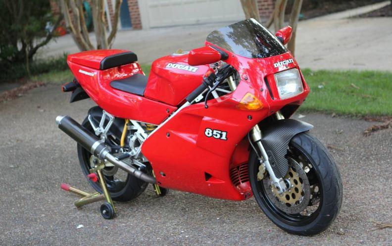 926cc - 1992 Ducati 851