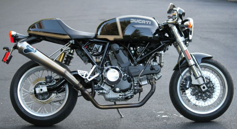 Ducati Sport 1000 Special Edition - Right Side