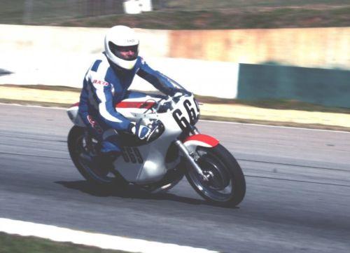 Ex-WERA Champion - 1972 Yamaha TD3