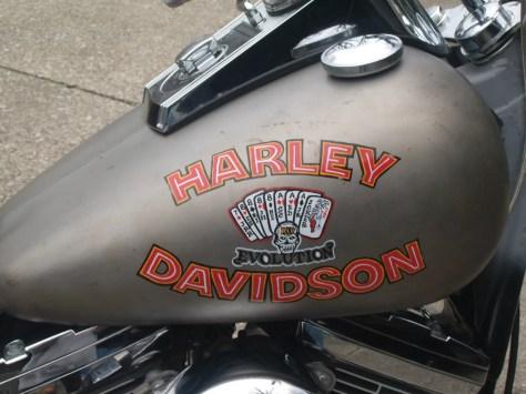 Harley-Davidson Marlboro Man Replica - Tank