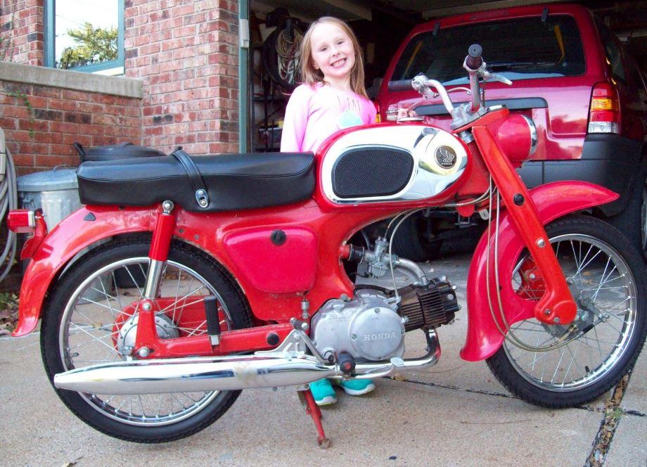 1964 Honda C200