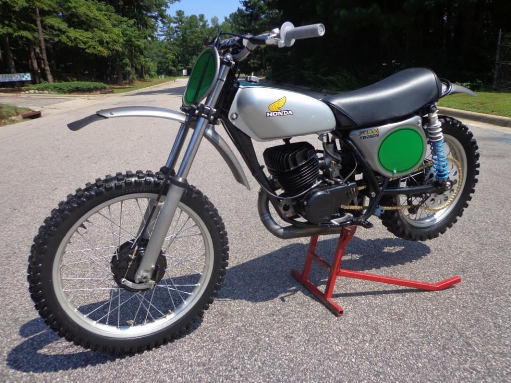 how to make a dirt bike from scratch
