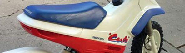 Honda EZ 90 Cub - Featured